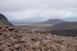 The view from Devil's Staircase