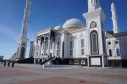 Hazret Sultan Mosque, the largest in Central Asia