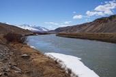 The Alichur River