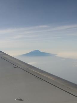 Uhuru Peak of Mt. Kilimanjaro