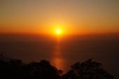 Sunrise from Lifuwu Hill.