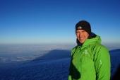 Ulrik at Uhuru Peak