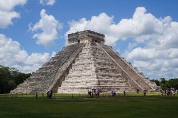 El Castillo, Chichén Itzá