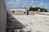 On the roof of Baluarte de la Soledad