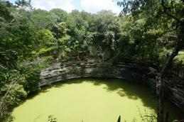 The Sacred Cenote, Chichén Itzá
