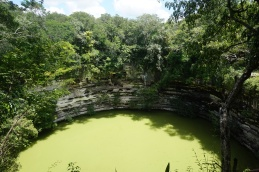 The Sacred Cenote, Chichén Itzá