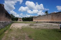 The Ball Court, Chichén Itzá