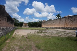 The Ball Court, Chichén Itzá